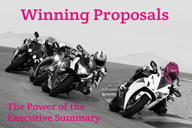 Crafting the Winning Executive Summary